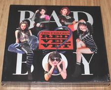 RED VELVET 2ND ALBUM Perfect Velvet Repackage BAD BOY K-POP CD + POSTER IN TUBE