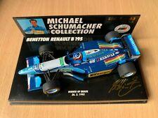 F1 1/43 Minichamps Michael Schumacher Benetton Renault B195 Brasil #16