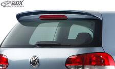 "RDX Dachspoiler VW Golf 6 ""GTI Look"" Heckspoiler Heck Dach Dachkanten Spoiler"
