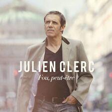JULIEN CLERC - FOU, PEUT-ˆTRE NEW CD