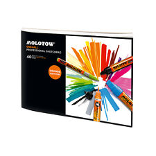 Molotow One4All Professional Sketchpad 150gsm 40 Sheets A4