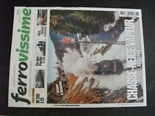 ** Revue Ferrovissime n°98 Chasse neige vapeur au Lioran / BB 25101 à 125