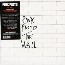 PINK FLOYD THE WALL REMASTERED 2-LP VINYL ALBUM SET (2016) (Pink Floyd Records)