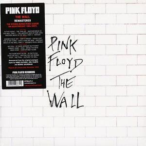 PINK FLOYD THE WALL REMASTERED 2-LP VINYL ALBUM SET (2016) (Pink Floyd Records)