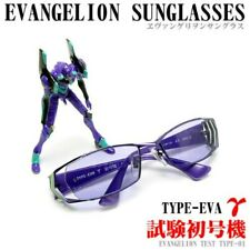 NEW EVANGELION SUNGLASSES TYPE EVAγ TEST TYPE-01 from Japan F/S