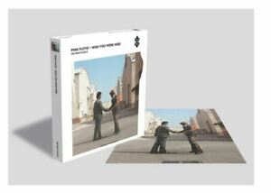 Pink Floyd Wish You Were Here Puzzle 500 pc jigsaw puzzle 410mm x 410mm (ze)