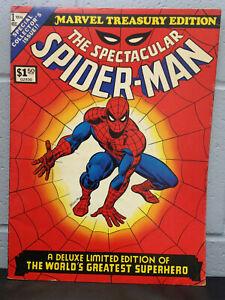 Marvel Treasury Edition (1974) #1 Spectacular Spider-Man - High Grade