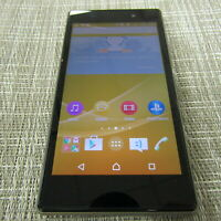 SONY XPERIA Z1, 16GB (UNKNOWN CARRIER) CLEAN ESN, WORKS, PLEASE READ!! 30409