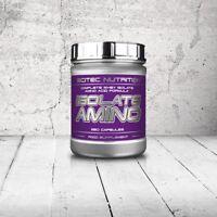Scitec Nutrition Whey Isolate Amino Acid Capsules - 250 Caps