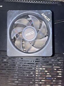 AMD AM4 Wraith Prism CPU Cooler with RGB LED