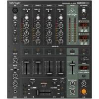 Behringer PRO DJX900 USB Mixer Professionale DJ a 5 Canali ed Effetti Digitali