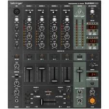 Behringer PRO DJX900 USB Mixer Professional DJ 5 Channels and Effects Digital