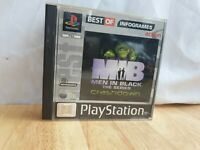 Men in Black The Series Crashdown PS1 COMPLETE INC MANUALSony Playstation