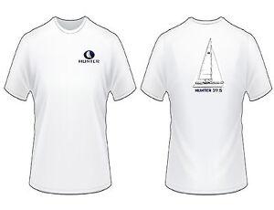 Hunter 37.5 Sailboat T-Shirt