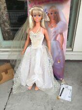 Mattel My Size Barbie Bride with Box 1994