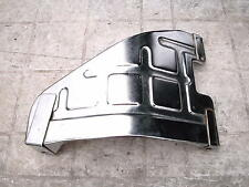 yamaha vmax v-max vmx1200 rear exhaust heat shield down pipes