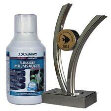 (39,96€/l) AQUASAN Mulmvec Flüssiger Mulmsauger PLUS 250 ml Mulmglocke