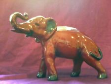 Royal Doulton Rouge Flambe Elephant In Excellent Condition