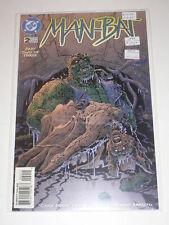 Man Bat #2 Dixon Henry Barreto VF-NM DC Comics Mar 1996