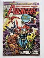 The Avengers #127 FAntastic 4 Inhumans Ultron-7 Vintage Marvel Comics