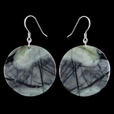 Picasso Jasper Silver Earring EH904005