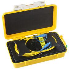 SC/UPC OTDR Dead Zone Eliminator Fiber Rings Fiber Optic OTDR Launch Cable Box