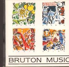 Bruton Music(CD Album)Israel/Arabia/India/China-New