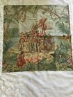 Tapestry Spanish Conquistadores New World Landing