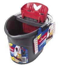 VILEDA REVOLUTION SUPERMOCIO sistema lavapavimenti con secchio strizzatore NUOVO