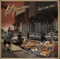 PAT TRAVERS Heat In The Street 1978  UK vinyl LP EXCELLENT CONDITION