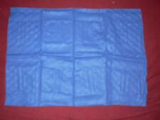 POKER-Unterlage – blauer Filz – ca. 44 x 63 cm - 1x benutzt, frisch gewaschen