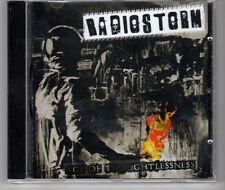 (HG600) Radiostorm, Age Of Thoughtlessness - Sealed CD