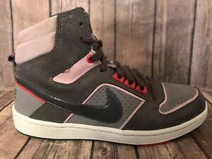 RARE Women Size 8.5 Nike Delta Lite Black Neon Retro Shoes 365949-003 C3
