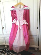 Vestito carnevale principessa Aurora Disney  store ottima manifattura