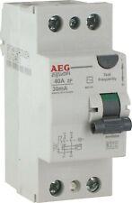 AEG AUN608452 Disjoncteur Diff/érentiel 16 A 30 mA Type AC