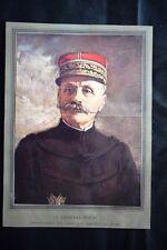 Le général Ferdinand Foch WW1 Guerra 1914 - 1918