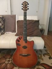 Hohner Eclipse Eca-800 Acoustic/Electric Guitar - Extremely Rare!