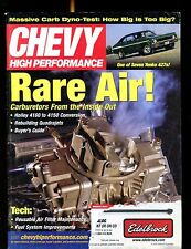 Chevy High Performance Magazine March 2004 Rare Air! GD ML Cut 030717nonjhe