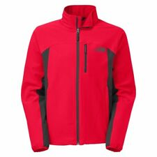 The North Face Men Apex Pneumatic Softshell Jacket TNF RED Asphalt Grey Size XXL