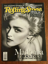 Rolling Stone Magazine # 1090 October 29, 2009 Madonna - Jack Johnson - Glee