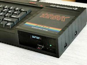 #New# Amstrad CPC 6128 664 Gotek USB Adapter Holder Mount OLED Floppy Emulator