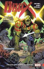Drax Vol 1: Galaxy's Best Detective by CM Punk Cullen Bunn & Scott Hepburn TPB