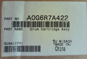 Konica Minolta Drum Cartridge Assembly for Bizhub Pro 1051 1200 1200P A0G6R7A422