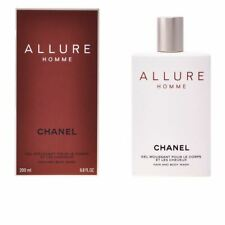 Chanel Allure Homme Hair and Body Wash 6.8 oz/200 ml.