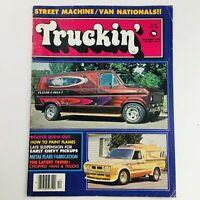 Truckin' Magazine December 1976 Vol 2 #12 Street Machine & Beaver Burn Out