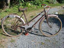 Vélo ancien Peugeot années 50 à rénover, Simplex