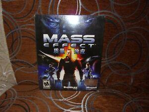 Mass Effect - Chinese Big Box Edition PC SEALED