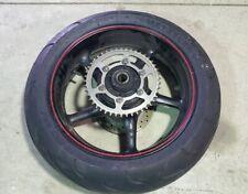 08-16 2008-2016 Yamaha R6R YZF-R6 YZFR6 Rear Wheel Sprocket Brake Rotor TIRE
