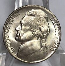 1943 D Uncirculated Jefferson Nickel RMM-Nice Other Errors-Wowza!!