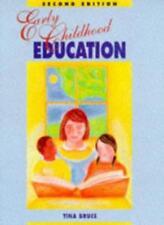 Early Childhood Education 2ed,Tina Bruce